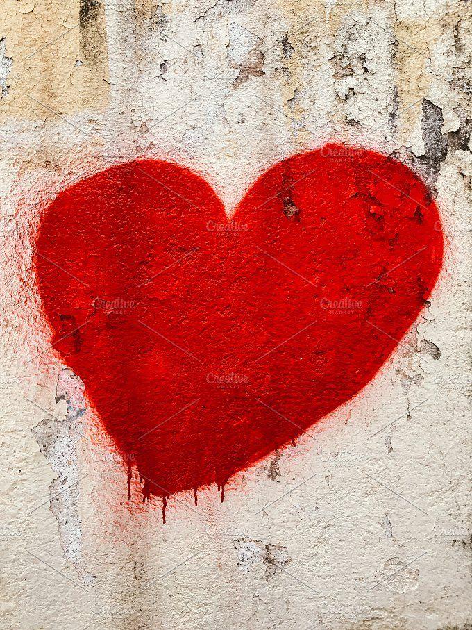 Heart by OSORIOartist on @creativemarket