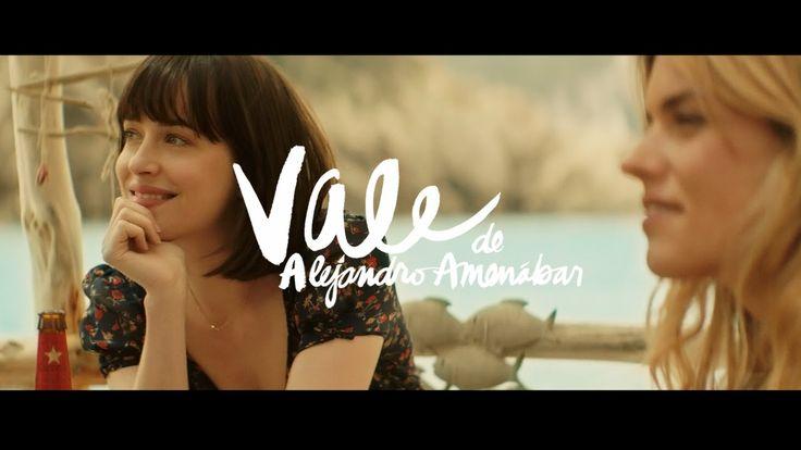 """""""Vale"""" con Dakota Johnson y Quim Gutiérrez, dirigida por Alejandro Amenábar_amor_anuncio Estrella Damm"""