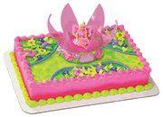 Barbie Fairytopia Cake