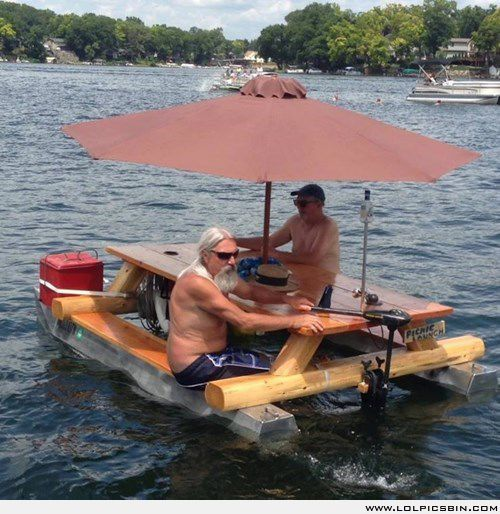 Redneck Ingenuity at its Finest