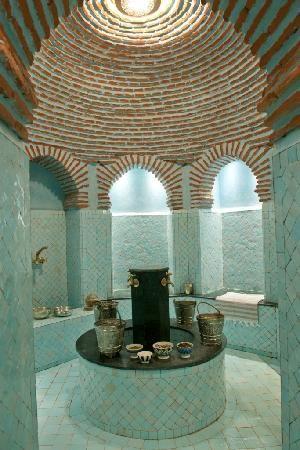 decocrush.fr |  visite déco : voyage à l'hotel Tigmiza Suites & Pavillions à Marrakech #hammam