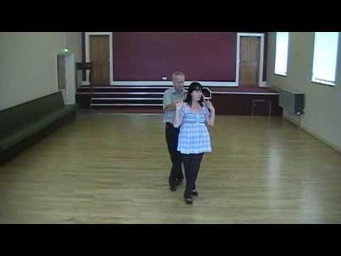 DRIFTER  ( Western Partner Dance )