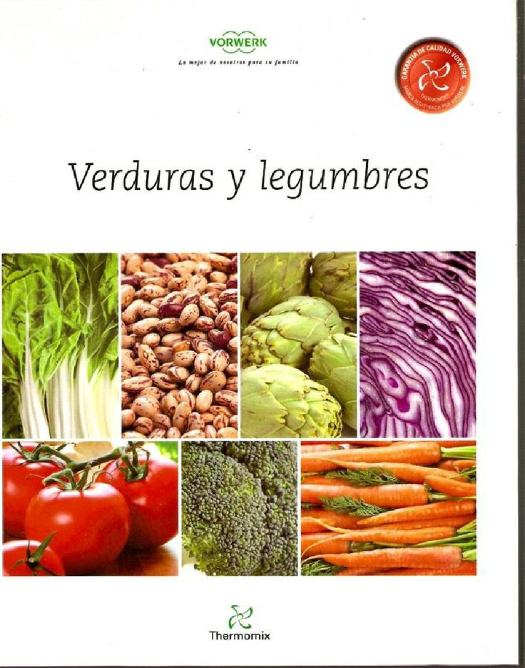 81-Verduras y Legumbres Thermomix