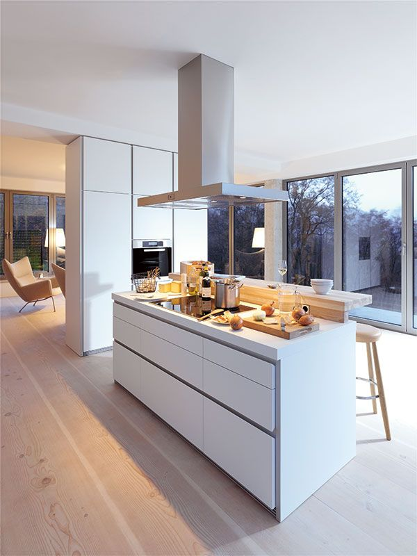 Contemporary Kitchen Designs from Bulthaup