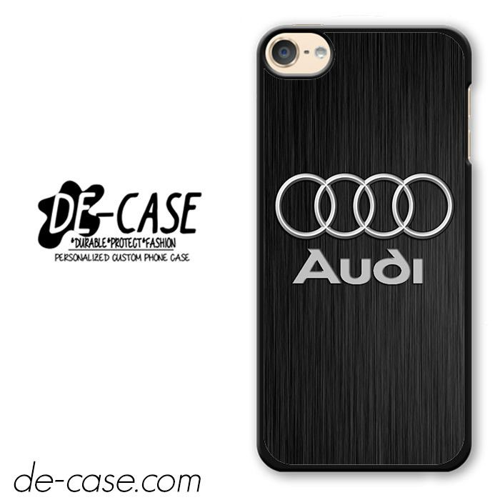 Audi DEAL-1114 Apple Phonecase Cover For Ipod Touch 6