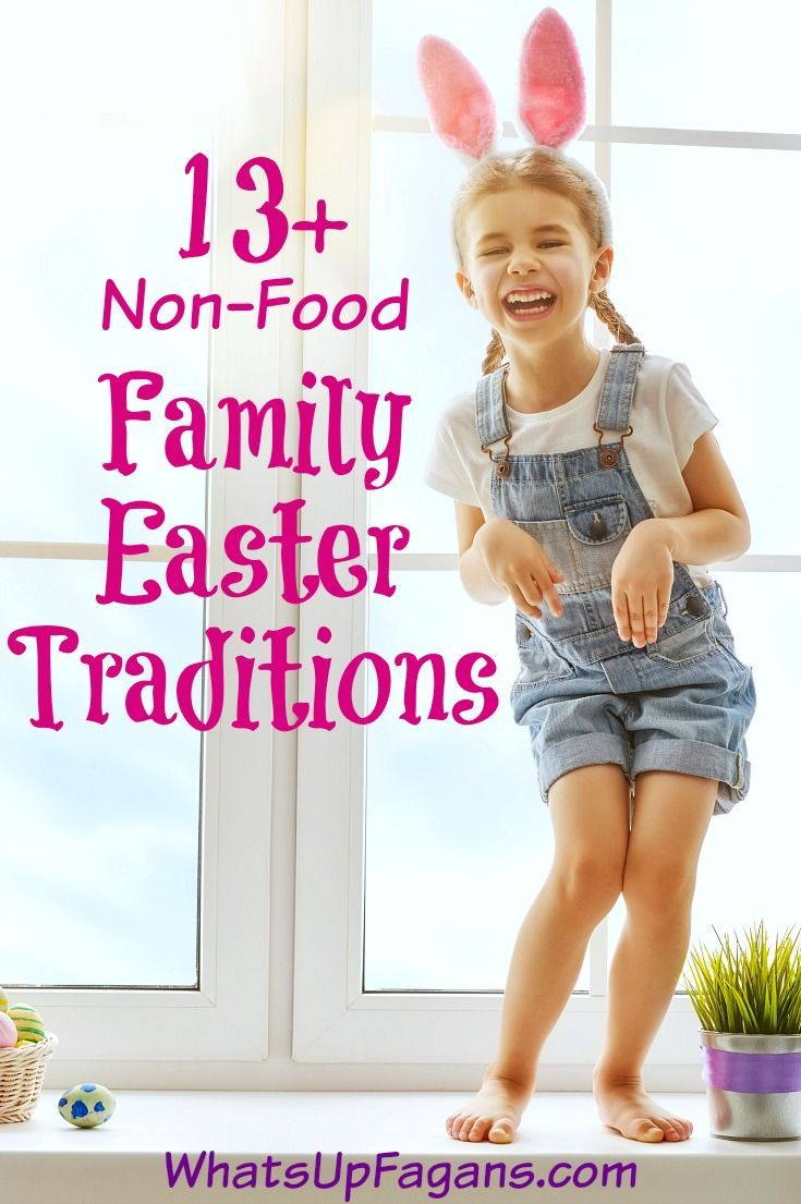 Great ideas on how to celebrate Easter as a family! Love these family Easter tradition ideas that are about DOING and memories. #easter #traditions #familytraditions #holidays #eastertraditions