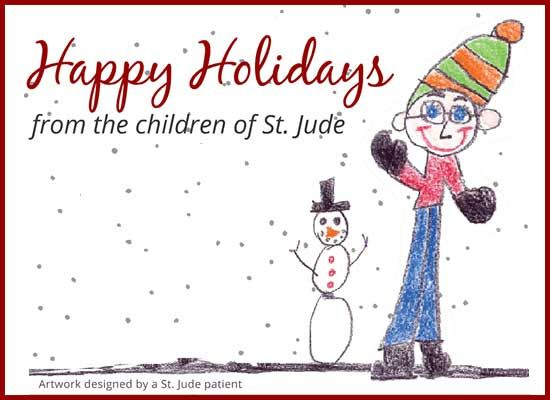 32 best support st jude childrens research hospital images on christmas ecards st jude childrens research hospital m4hsunfo