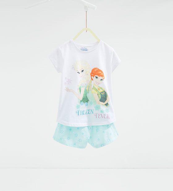 Imagem 1 de Pijama frozen da Zara
