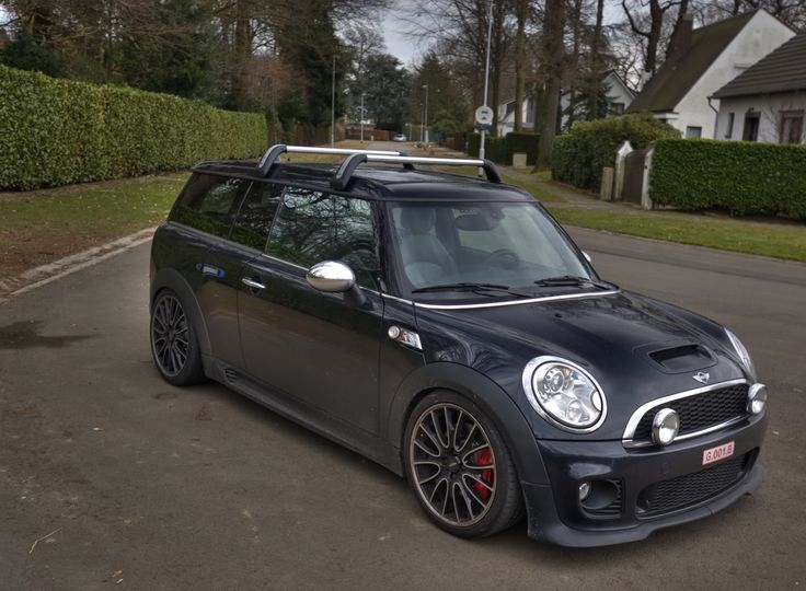 Préférence Chris_GiX uploaded this image to 'Mini Clubman JCW'. See the album  HI52