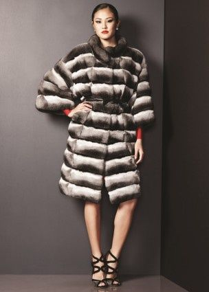 92 Chinchilla coat