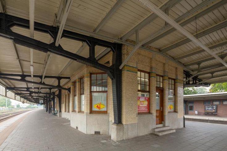 Kansen door krimp: Station Naarden-Bussum