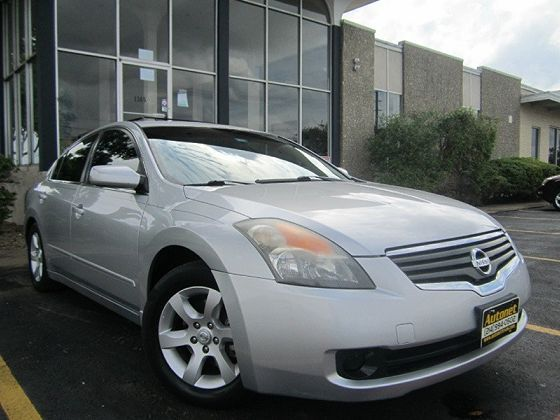 1N4AL21E07C204006 | 2007 Nissan Altima S for sale in Dallas, TX Image 2