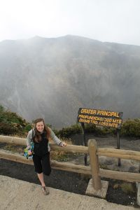 Nikki - Irazu Volcano National Park (from post: The Best Volcano To Visit In Costa Rica: Arenal, Irazu, Poas, Rincon De La Vieja, or Turrialba?)