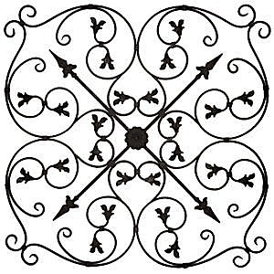 Wrought Iron Wall Decor Large 50 best wall decor images on pinterest | wrought iron, wrought