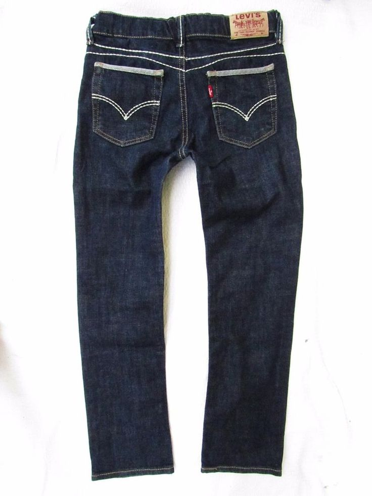Levis  Kids   slim jeans  New without tag  10 years #Levis #SlimSkinny #Everyday