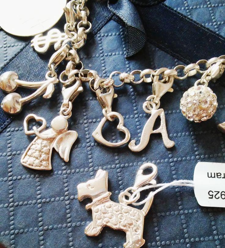 #Bracelet #charms #westie #terrier