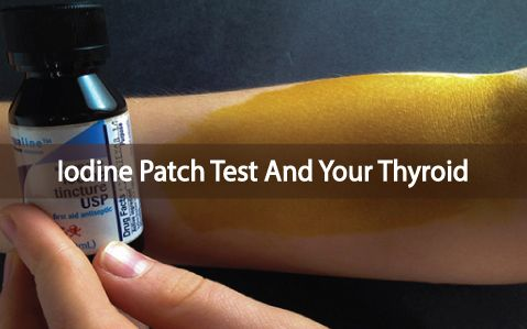 Thyroid disease and iodine go hand in hand. You either have too much or not enough. It is good to know where your levels are. Read more here