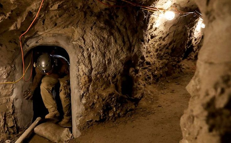 """The Border Patrol Tunnel Entry Team """"tunnel rats"""" investigate drug-smuggling passages that have proliferated on the U.S.-Mexico border in the past 20 years."""