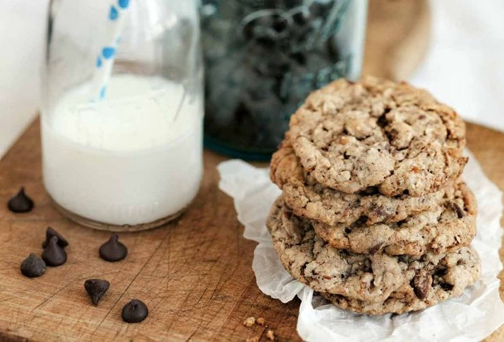 The stuff of urban legends, this recipe has been circulated for as long as we can recall. And while the accompanying story may not be entirely true, it makes a damn fine cookie.