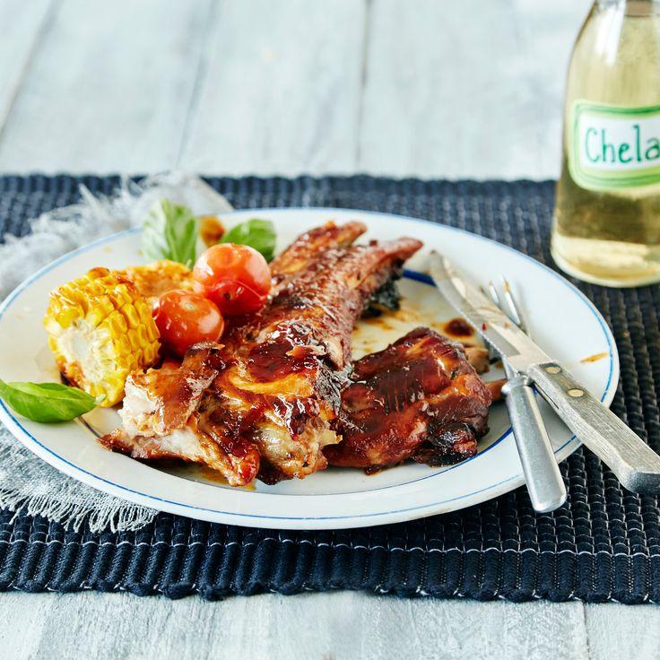 BBQ ribsit | K-ruoka #grillaus