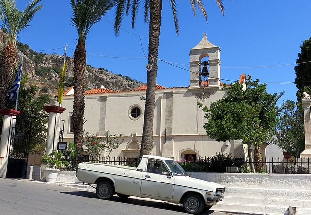 kritsa village Crete | Flickr - Photo Sharing!