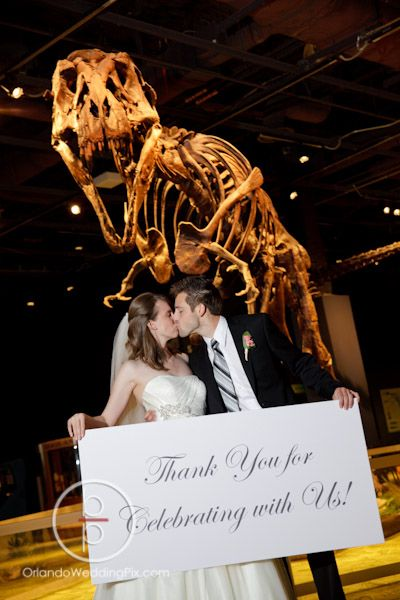 Orlando Science Center Weddings