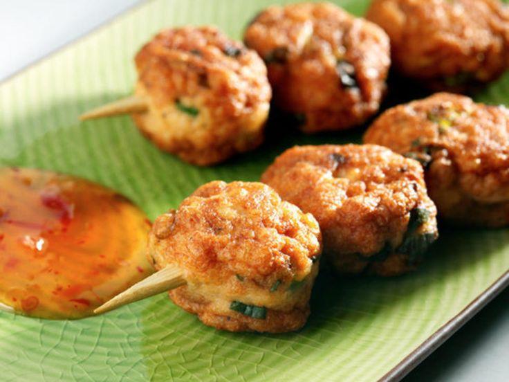 Curryfiskekaker