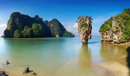 Parc National maritime d'Ao Phang-Nga