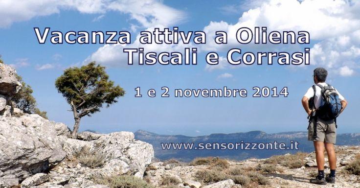 #VacanzaSportiva a #Oliena. 1 e 2 novembre 2014  #NordicWalking #Yoga #Camminare #Sardegna #Sport #Natura #CibiKmZero