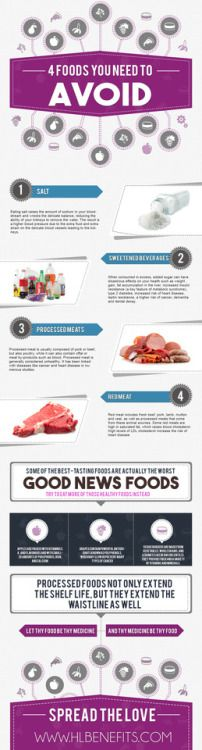 Learn more about unhealthy foods @ https://hlbenefits.com