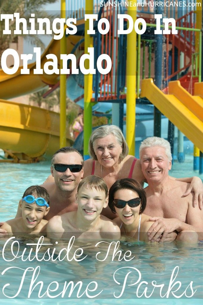 BIG list of fun activities outside the Theme Parks in Orlando, Florida. If you're looking for excitement and adventure, you'll find it all over Central Florida, not just at Disney or Universal Studios! Get up close with nature, discover hidden attractions, and create lasting family memories! Ideas for adults and kids, all generations will find something exciting on this list!
