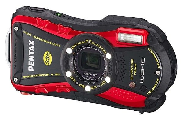 Pentax Launches All-New Optio WG-3 And WG-10 Rugged Camera - Pentax has launched two new models, namely WG-3 and WG-10. WG-10 is more of a remake of the older WG-1 model whereas WG-3 is the true flagship release. [Click on Image Or Source on Top to See Full News]
