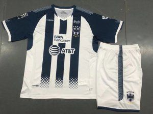 2017 Cheap Youth Kit Monterrey Home Replica Navy Suit [BFC295]