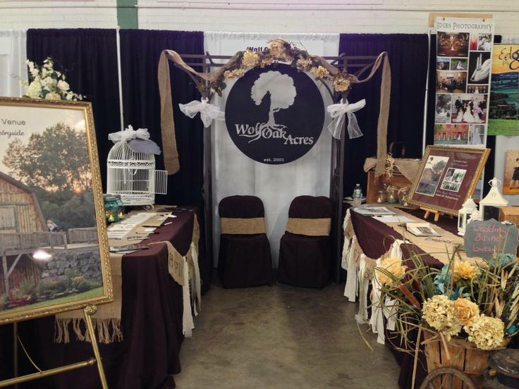 Bridal Fair Booth Ideas: 243 Best Images About Wedding Expo Booth Idea On Pinterest