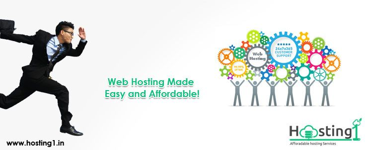 Get UNLIMITED HOSTING PLAN for 309/- per month  * Single Domain * Unlimited Disk Space * Unlimited Data Transfer * Unlimited Email Accounts  Get Started now  www.hosting1.in  email us: sales@hosting1.in