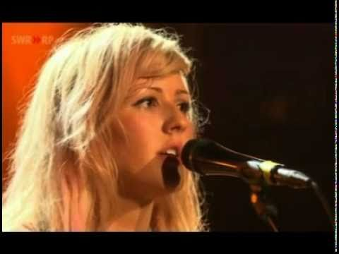 Making Pies (Patty Griffin cover) - Ellie Goulding & Lissie - YouTube#at=48