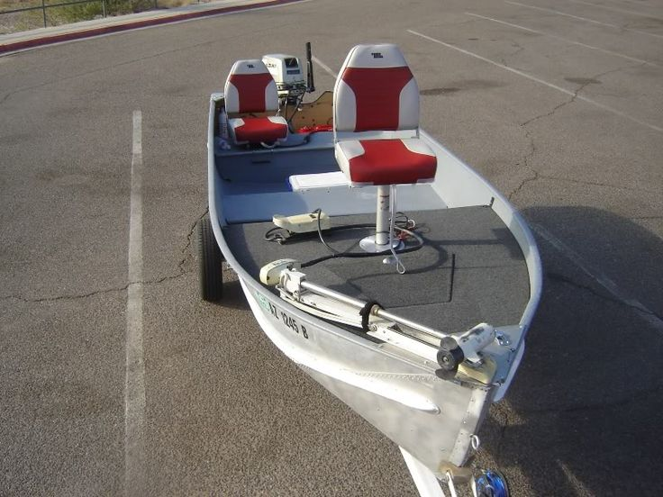 18 best Tinny mods images on Pinterest | Fishing boats, Jon boat and Boat building