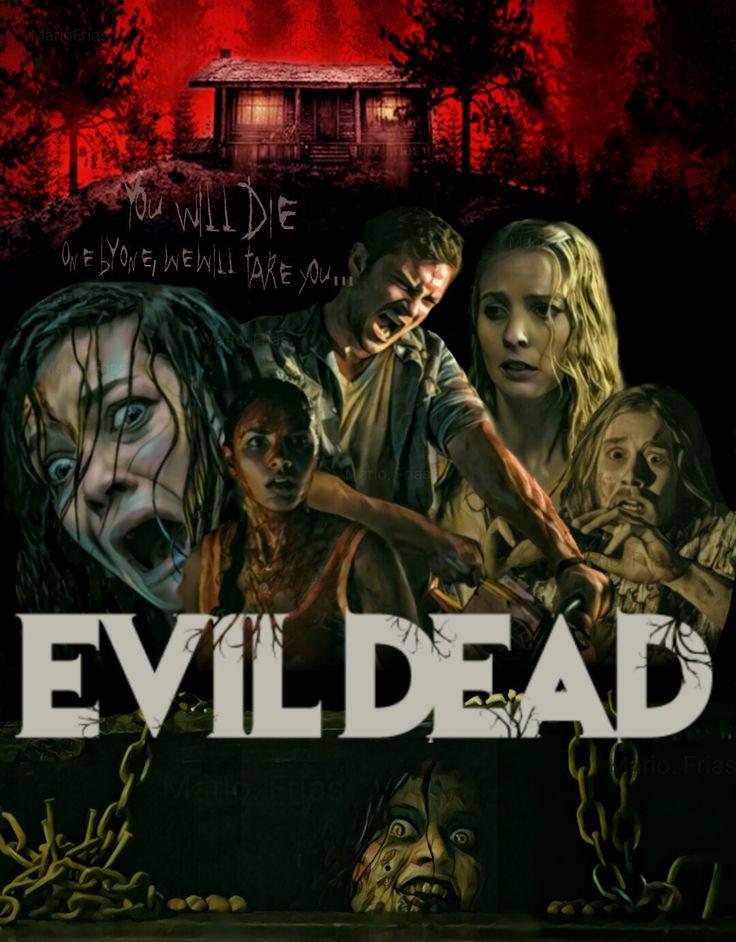 Evil Dead 2013 Remake Horror Movie Fan Made Edit Mario.frias