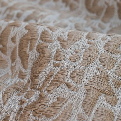 Jacquard Weave – wool and linen – Katinka Stützer