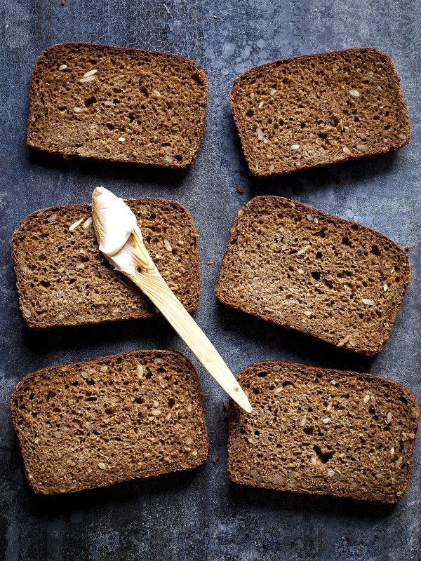A Simple Danish Rye Bread — The Design Files | Australia's most popular design blog.