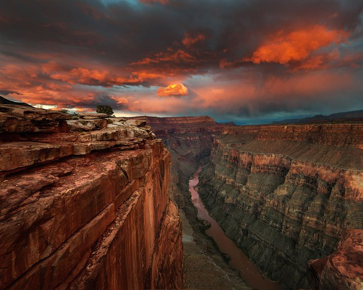 The Grand Canyon-Just being Grand