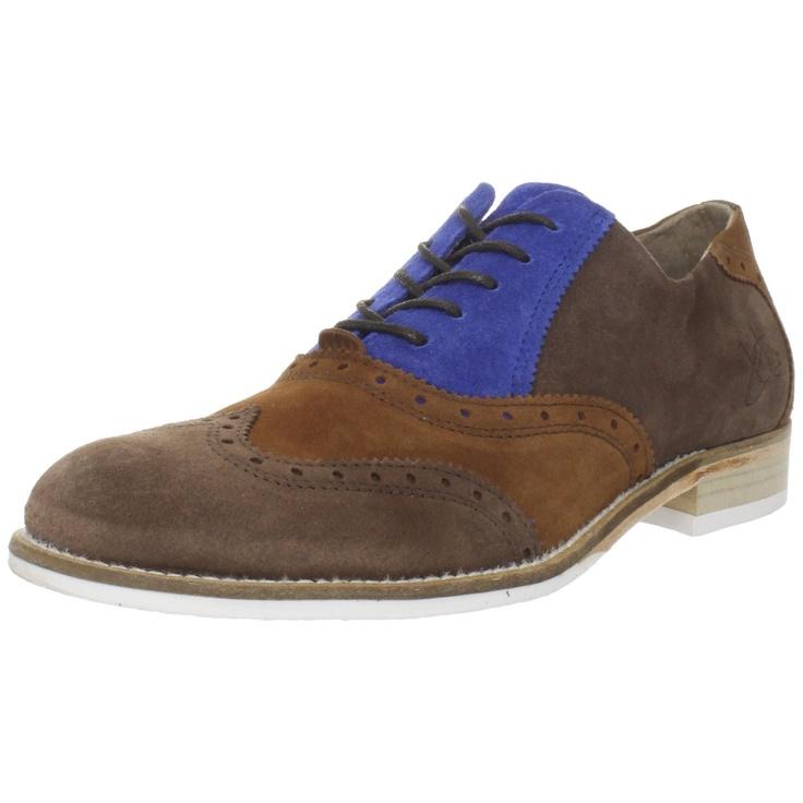 John Fluevog Men's Bcat Oxford - designer shoes, handbags, jewelry, watches, and fashion accessories | endless.com $269