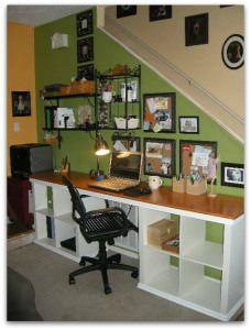 Desks On Pinterest