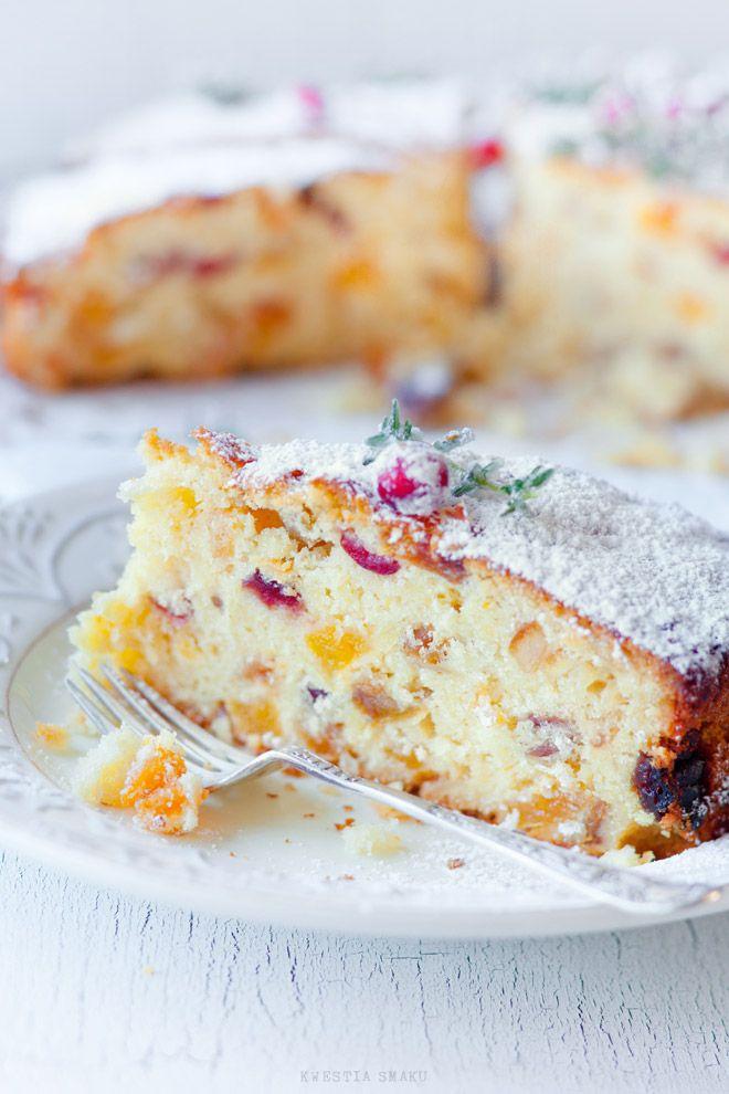 Keks świąteczny z bakaliamiChristmas Cakes, Bakaliami Google, Kek Świąteczni, Bakaliami Christmas, Kekse Z Bakaliami, Christmas Flavored, Delicious, Baking, Cake Recipes