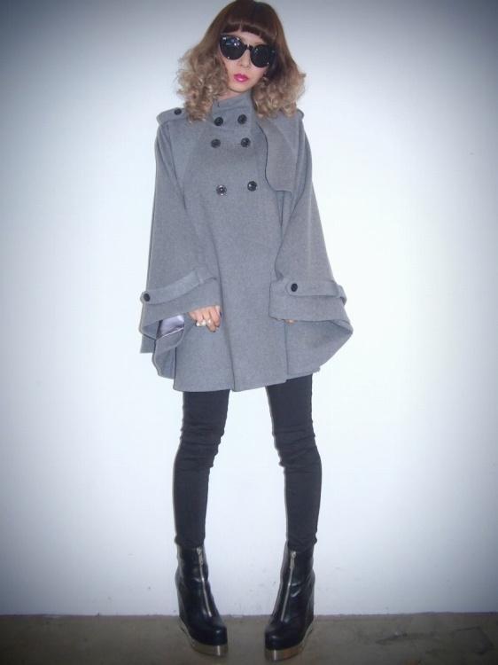 New coat murua