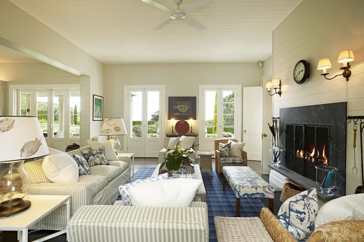 House of the Day: A Hamptons-Style Home in Australia—Photos - WSJ