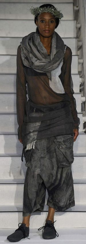Workshop Santa Fe choice Party outfit - by Rundholz SS15