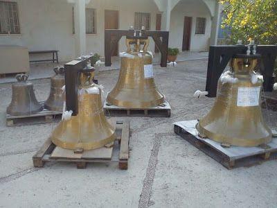 Tradiodional bells at israel