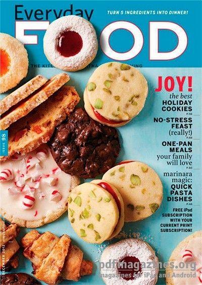 98 food ideas magazine recipe index everyday food magazine everyday food magazine december 2012 recipe index forumfinder Choice Image