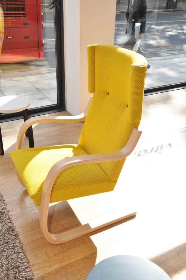 Hella Jongerius for Artek at Vitra Shop | London Design Week 2014 | Photo Craftscurator |